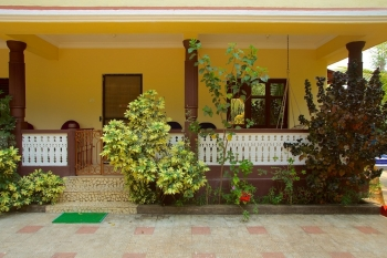 Barbara's Holiday Apartments, Palolem beach, Goa - One Bedroom Apartment -