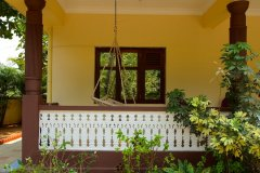Barbara's Holiday Apartments, Palolem beach, Goa - Studio Apartment -