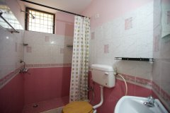 Barbara's Holiday Apartments, Palolem beach, Goa - Studio Apartment Bathroom -