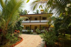 Barbara's Holiday Apartments, Palolem beach, Goa