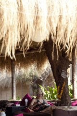 Bamboo Yoga Retreat Yoga Retreat India Class Patnem beach Goa.