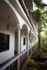 Green Inn Palolem Deluxe Double AC Rooms -