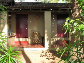 Hidden Gourmet, Patnem Beach Family Room