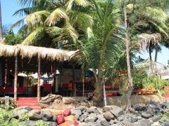 Hidden Gourmet Patnem Beach -