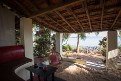 Hidden Gourmet Resort Patnem Beach Beach Cottage Balcony View