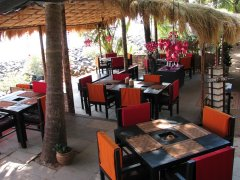 Hidden Gourmet Resort Patnem Beach Restaurant