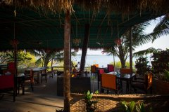 Hidden Gourmet Resort Patnem Beach Restaurant -