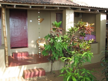 Hidden Gourmet Patnem Beach Single Room -