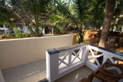 Filcon Goa Holiday Homes Studio Apartments Non AC Balcony View -
