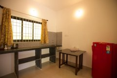 Filcon Goa Holiday Homes AC and Non Rooms Kitchenette -