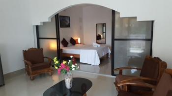 Filcon Holiday Suites Deluxe Room Patnem Beach South Goa.