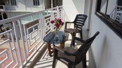 Filcon Holiday Suites AC Room Balcony Patnem beach South Goa