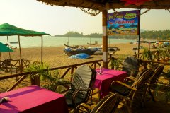 Seafront Resort Patnem Beach Restaurant