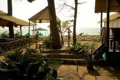 Seafront Resort Patnem Beach Resort -