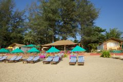 Seafront Resort Patnem Beach Resort