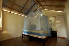 Seafront Resort Patnem Beach Sea View Beach Huts Bedroom