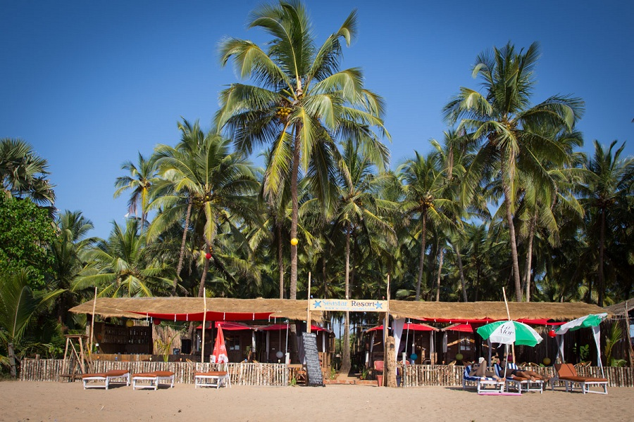 Sea Star Resort one of the newest Resorts in Goa