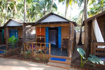 Sea Star Resort Agonda Beach Standard Garden View Beach Huts -