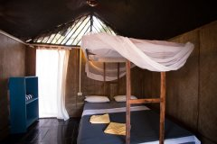 Sea Star Resort Agonda Beach Standard Garden View Beach Huts Bedroom -