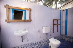 Sea Star Resort Agonda Beach Standard Garden View Beach Huts Bathroom -