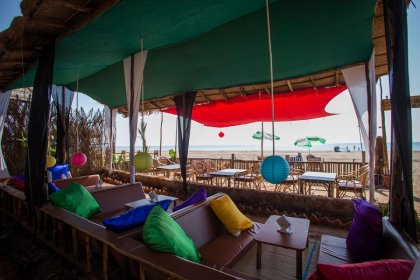 Sea Star Resort Agonda Beach Restaurant -