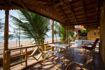 Ramson Goa Resort Agonda Beach Beachfront Huts -