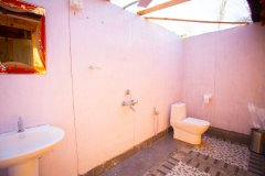 Ramson Goa Resort Agonda Beach, Beachfront Huts Bathroom -