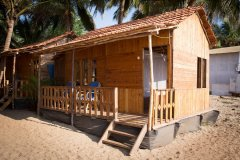 Galaxy Inn Agonda Beach Sea View Beach Huts