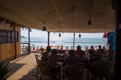 Magic World Palolem Beach Restaurant