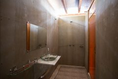 Magic World Palolem Beach Sea View Bungalow Bathroom