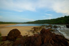 Casa de Praia Galgibag Beach Surrounding Area -