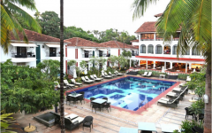 Key Resort Ronil Calangute Beach Goa. -