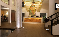 Key Resort Ronil Reception Calangute Beach Goa.