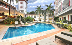 Key Resort Ronil Pool View Calangute Beach Goa. -