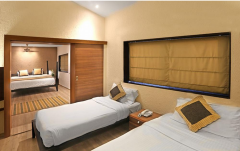 Keys Resort Ronil Standard Room Calangute Beach Goa.