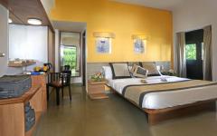 Keys Resort Ronil Executive Room Calangute Beach Goa.