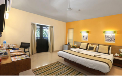 Keys Resort Ronil Deluxe Room Calangute Beach Goa. -
