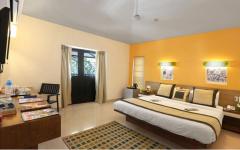Keys Resort Ronil Deluxe Room Calangute Beach Goa.