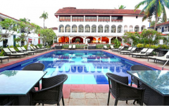 Keys Resort Ronil Calangute Beach Goa.