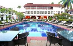 Keys Resort Ronil Calangute Beach Goa.