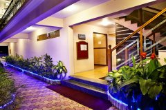 Ocean Palms Resort View Calangute Beach Goa. -