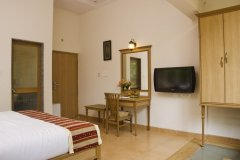 Ocean Palms Resort Palm Suite Room Calangute Beach Goa.