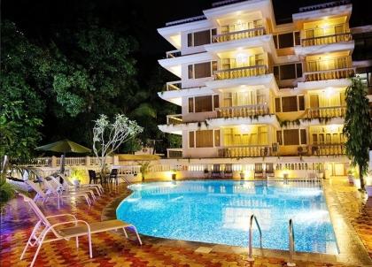 Ocean Palms Resort