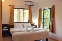 The Tubki Resort Deluxe Double Room Patnem Beach Goa