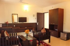 The Tubki Resort Suite Room Patnem Beach Goa.