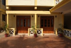 The Tubki Resort Standard Double Room  Patnem Beach Goa.