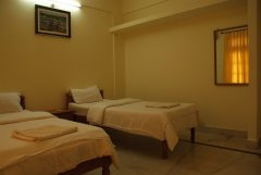 The Tubki Resort Standard Double Room  Bedroom Patnem Beach Goa.