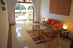 The Tubki Resort Standard Double Room  Interior View Patnem Beach Goa.