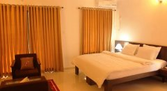 The Tubki Resort Deluxe Double Room Patnem Beach Goa.