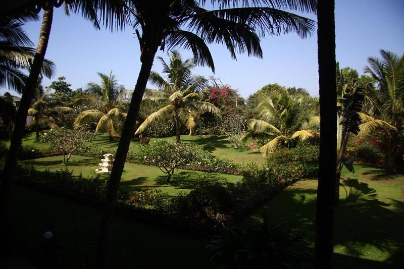 Beach Facing Resorts In Calangute Goa